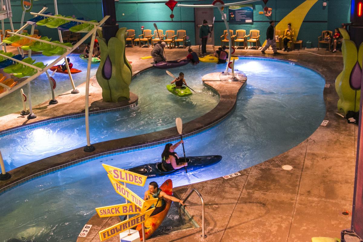 Adaptive Kayaking Open Houses